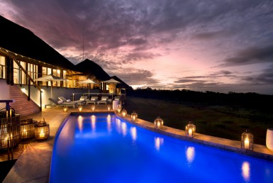 Luxurious five-star and private-villa